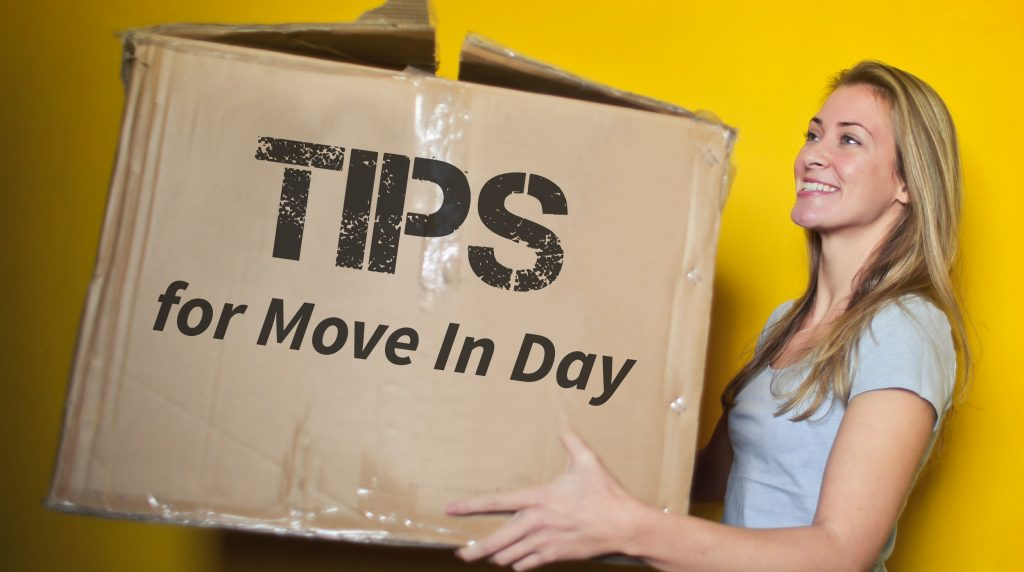 Tips for Move In Day